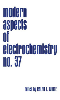 Modern Aspects of Electrochemistry [Gebundene Ausgabe]