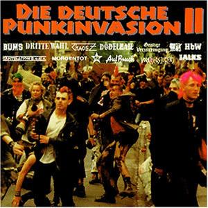 Various - Die Deutsche Punkinvasion II