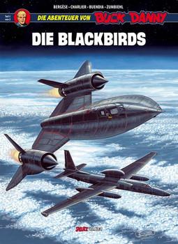Buck Danny Sonderband 1. Die Blackbirds - Jean-Michel Charlier  [Gebundene Ausgabe]