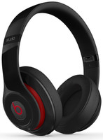 Beats by Dr. Dre Studio 2.0 zwartrood