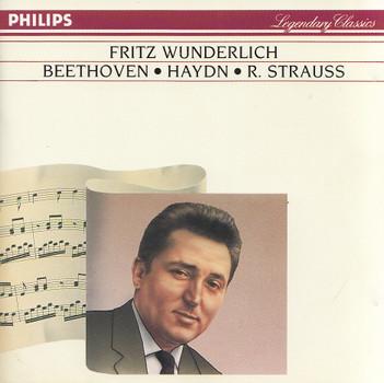 Fritz Wunderlich, Symphonie-Orchester des Bayerischen Rundfunks - Jan Koetsier: Ludwig van Beethoven, Joseph Haydn, Richard Strauss - An die ferne Geliebte, ...
