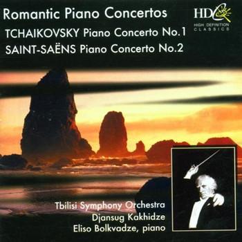 Tbilisi Symphony - Große Romantische Klavierkonze