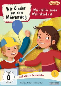 Wir Kinder aus dem Möwenweg - Wir stellen einen Weltrekord auf