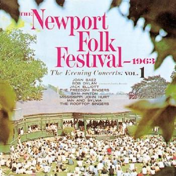 Various - The Newport Folk Festival : 1963