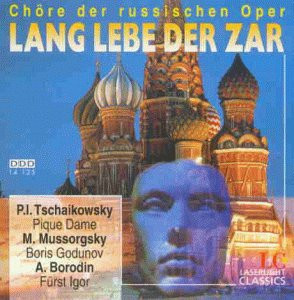 Various - Lang Lebe der Zar-Russ.Chöre
