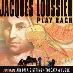 Jacques Loussier - Plays Johann Sebastian Bach