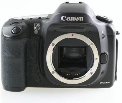 Canon EOS 10D Body nero