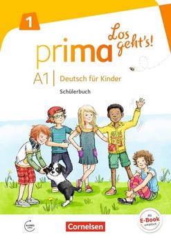 Prima - Los geht's! / Band 1 - Schülerbuch mit Audios online - Aleksandra Obradovic  [Taschenbuch]