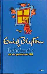 Geheimnis . . ., überarb. Ausg., Bd.12, Geheimnis um ein gestohlenes Bild - Enid Blyton