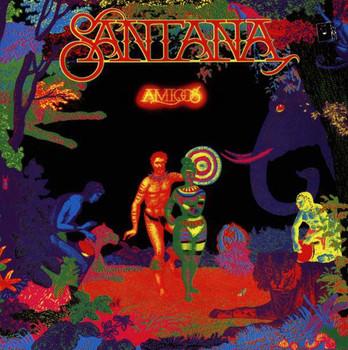 Carlos Santana - Amigos