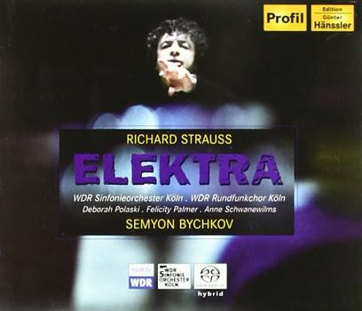 Bychkov - Richard Strauss: Elektra (Gesamtaufnahme)