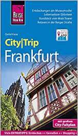 Reise Know-How CityTrip Frankfurt. Reiseführer mit Stadtplan und kostenloser Web-App - Daniel Krasa  [Taschenbuch]