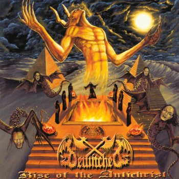 Bewitched - Rise of the Antichrist