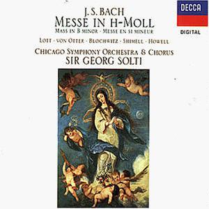 G. Solti - Messe H-Moll Bwv 232