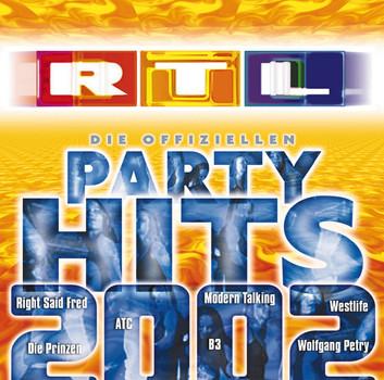 Various - Rtl Party Hits 2002
