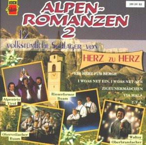 Various - Alpen-Romanzen Fol.2/12 Volkst