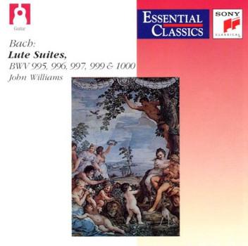 John Williams - Essential Classics - Bach (Werke für Laute Vol. 1)