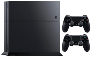 Sony PlayStation 4 1 To [Ultimate Player Edition incl. 2 manette sans fil, B-Chassis] noir