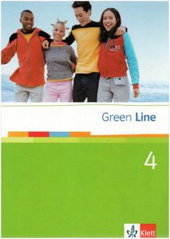 Green Line. Schülerbuch 4 - Harald Weisshaar