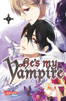 He's my Vampire, Band 9 - Shouoto, Aya