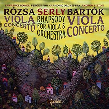 Power - Konzerte für Viola