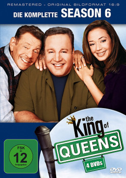 The King of Queens: Die Komplette Season 6 [4 DVDs]