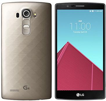 LG H815 G4 32 Go or métallique