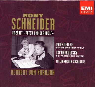 Romy Schneider - Peter und der Wolf/Schwanensee-Suite