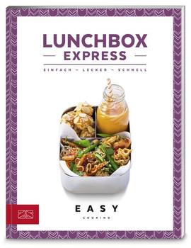 Lunchbox Express. Die besten Rezepte - ZS-Team  [Gebundene Ausgabe]