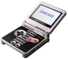 Game Boy Advance SP Classic NES Edition
