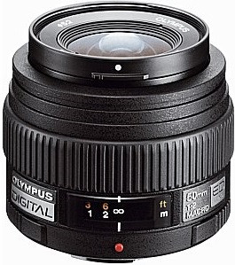 Olympus Zuiko Digital 50 mm F2.0 ED 52 mm Objectif (adapté à Four Thirds) noir