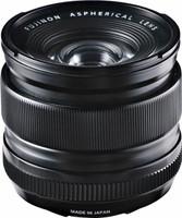 Fujifilm X 16 mm F1.4 R WR 67 mm Objectif (adapté à Fujifilm X) noir