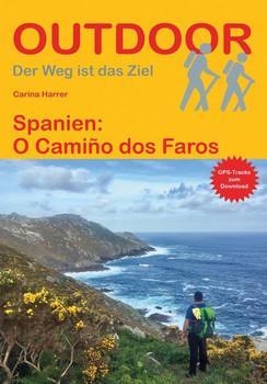 Spanien: O Camiño dos Faros - Carina Harrer  [Taschenbuch]