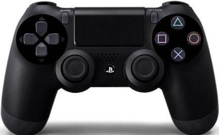 Manette sans fil Sony PS4 DualShock 4 noire