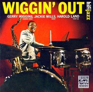 Gerald Wiggins - Wiggin  Out  (Hifijazz 618)