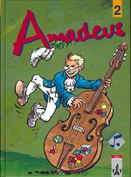 Amadeus 2, HRG, Kl. 7-10. Lehrerhandbuch [Gebundene Ausgabe]