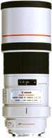 Canon EF 300 mm F4.0 IS L USM 77 mm Objectif (adapté à Canon EF) blanc