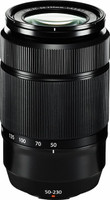 Fujifilm XC 50-230 mm F4.5-6.7 OIS II 58 mm Objectif (adapté à Fujifilm X) noir