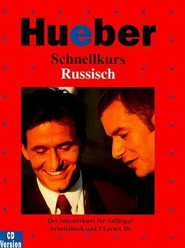 Schnellkurs, Audio-CDs m. Arbeitsbuch, Russisch, 2 CD-Audio
