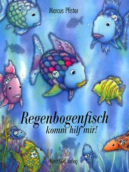 Regenbogenfisch, komm hilf mir!, kleine Ausgabe - Marcus Pfister