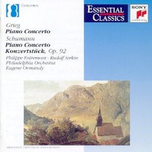 Eugene Ormandy - Klavierkonzert / Klavierkonzert Op. 92
