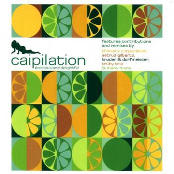 Various - Caipilation-Delicious&Delightf