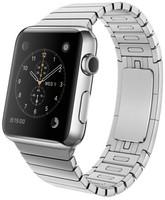 Apple Watch 42 mm grise au bracelet gris [Wi-Fi]