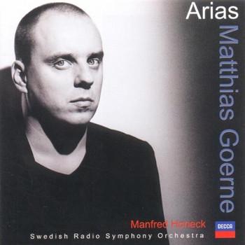 Matthias Goerne - Matthias Goerne:Arias