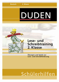 Lese- und Schreibtraining. 2. Klasse: Übungen und Spiele zur Lese- und Schreibförderung - Ulrike Holzwarth-Raether