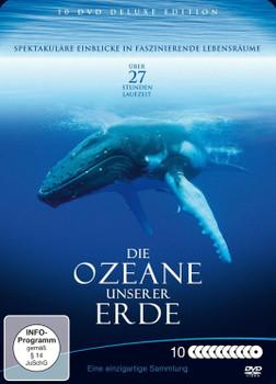 Ozeane unserer Erde [10 Discs]