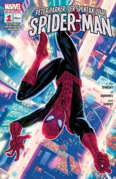 Peter Parker: Der spektakuläre Spider-Man. Bd. 1 - Chip Zdarsky  [Taschenbuch]
