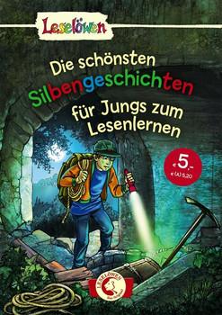 Leselöwen – Das Original: Die schönsten Silbengeschichten für Jungs zum Lesenlernen - Alexandra Fischer-Hunold  [Gebundene Ausgabe]