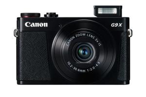 Canon PowerShot G9 X negro