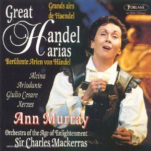 Ann Murray - Berühmte Arien von Händel